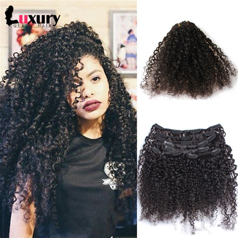 best hair extension method for african americas grade 6a clip in human hair extensions for black women