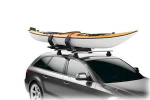 kayak roof thule 881 top deck kayak carrier sc 1 st rack