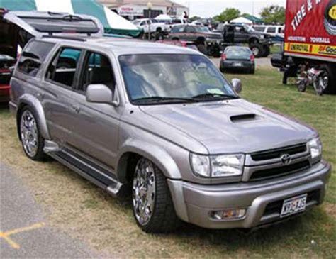2004 Toyota 4runner Accessories Toyota 4runner Performance Parts And Accessories