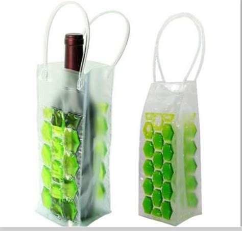 Jelly Bag In Redwine aliexpress buy free shipping pvc wine cooling bag cooler jelly bag picnic beverage pvc