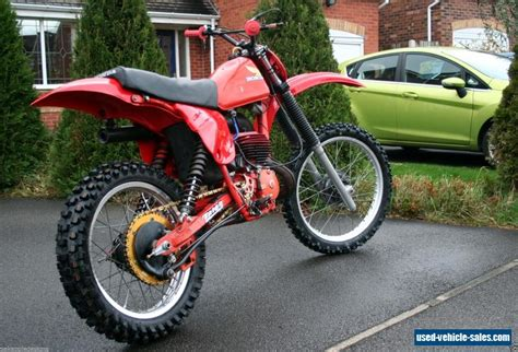 vintage motocross bikes for sale uk 1979 honda cr 250 for sale in the united kingdom