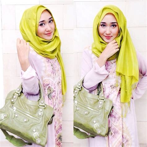 tutorial pashmina dian pelangi jilbab pashmina hijab style by dian pelangi part 2