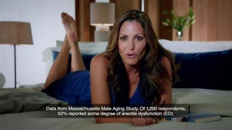who is the actress that does the viagra commerial kelly king s feet