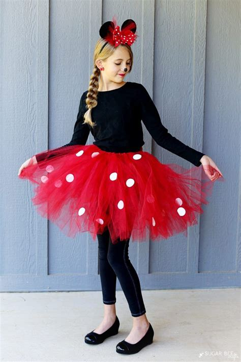 Dress Jw 13 Minnie Mouse D diy costumes with a tutu