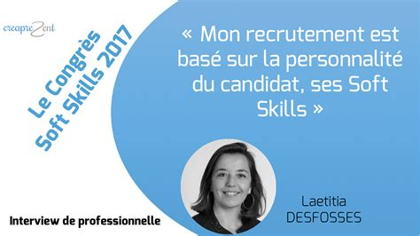 Importance Of Soft Skills For Mba Students by Laetitia Desfosses L Importance Des Soft Skills Dans Une