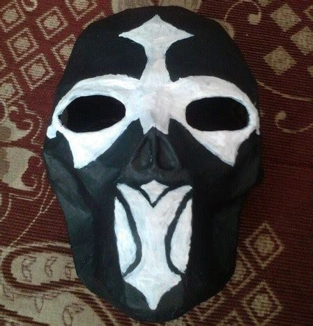 Skull Mask Papercraft - skeleton papercraftsquare free papercraft