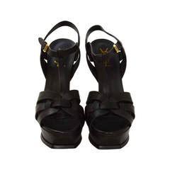 Sandal St Yves Sz 39 vintage and designer shoes at 1stdibs