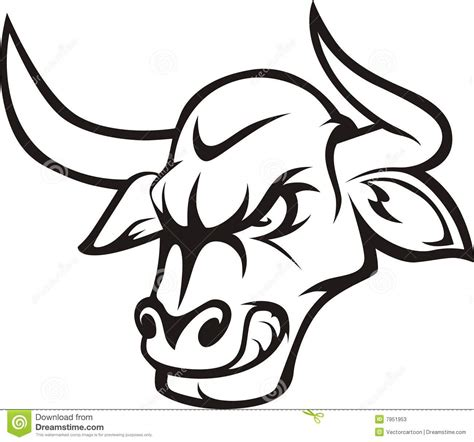 raging bull stock photos image 7951953