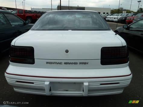 1995 Pontiac Grand Prix Se Coupe by 1995 Bright White Pontiac Grand Prix Se Coupe 64478715