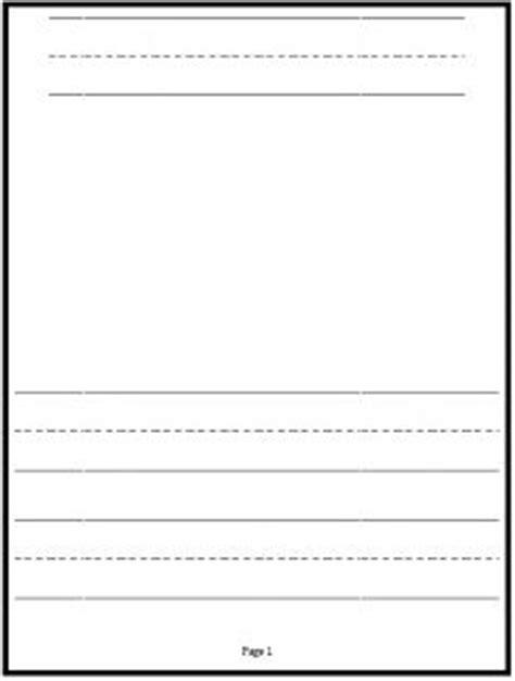printable journal paper for kindergarten 25 best ideas about kindergarten writing activities on