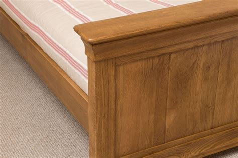 Chateau Memory Foam Mattress Reviews by Chateau Bed 8 Quot Mattress Oak Furniture King