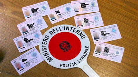 motorizzazione di pavia pavia 26 04 2016 false patenti convertite denunciati 9