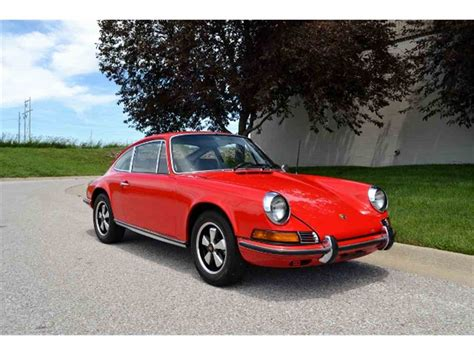 Porsche C 911 by 1969 Porsche 911 911 E Coupe For Sale Classiccars
