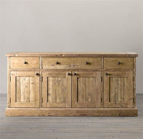 salvaged wood console table salvaged wood sideboard console tables restoration