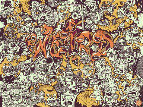 doodle on pictures doodles art6 fubiz media