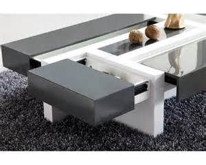 table basse laque fly ezooq