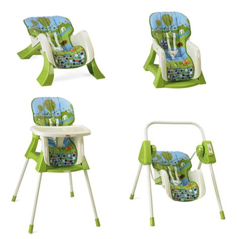 baby swing high chair free shipping 4in1 multi function baby plastic chair with