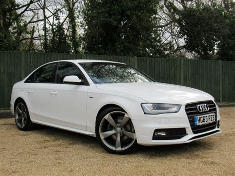 Audi A4 For Sale by Used White Audi A4 For Sale Dorset