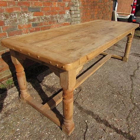 large wooden kitchen table large kitchen table brighton wood burners