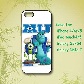 Casing Samsung Galaxy Note 5 Xcitefun Iphone Custom Hardcase monsters inc samsung galaxy s4 from jycase on etsy