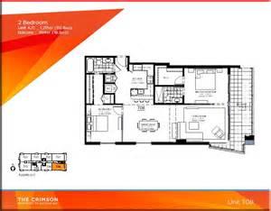 Miami Condo Floor Plans by Crimson Miami Condo Floor Plans