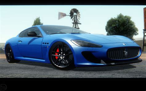 Ta Maserati by Gta San Andreas Maserati Granturismo Mc Stradale Mod