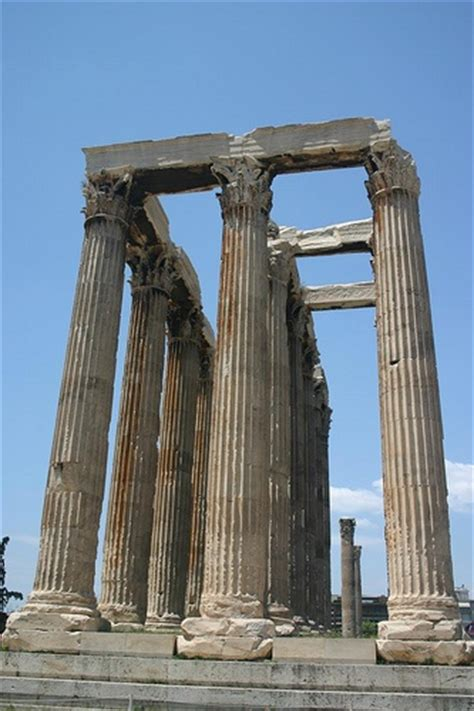 temple of the olympian zeus athens greece athens quot home away from home quot