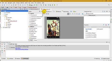 background layout android studio how to create an alternate layout for landscape mode in