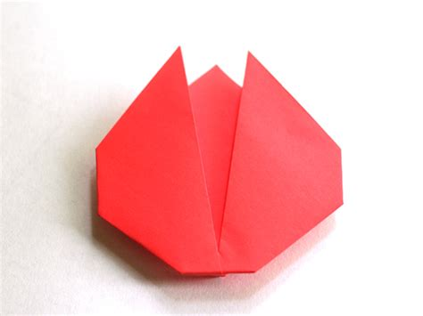 How To Make Paper Tulips Easy - create springtime with simple origami tulips make