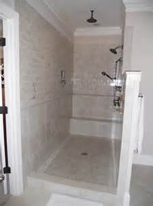 Wonderful small nice adorable walk in shower without door with modern