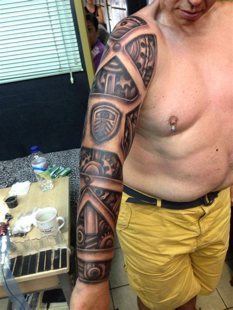 biomechanical tattoo bali 119 best images about tyas tattoo on pinterest