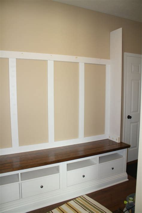 Mudroom Bench With Storage Mudroom Storage Bench Mudroom Organization Pinterest