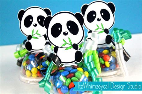Baby Shower Table Decoration Ideas Panda Baby Shower Ideas Baby Ideas