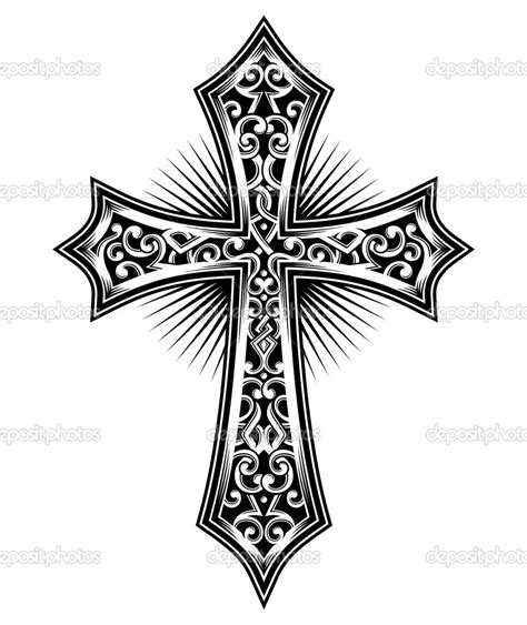 Decorative Crosses For The Home cross vector 6 an images hub
