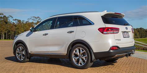 Ratings On Kia Sorento 2015 Kia Sorento Platinum Review Caradvice