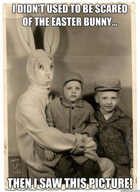 Dirty Easter Memes - psycho easter bunny memes quickmeme