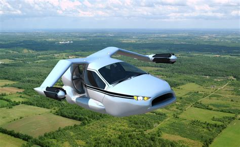 The Flying Car That Could Expedite Your Morning Commute