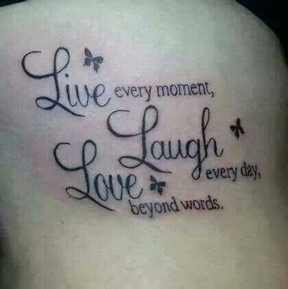 live laugh love tattoo designs live laugh tattoos tat