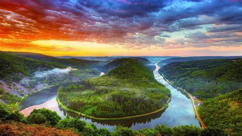 wallpaper pemandangan alam untuk komputer wallpaper pemandangan alam natural kualitas hd untuk