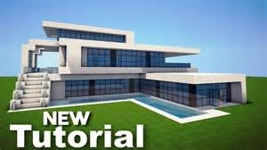 minecraft how to build a modern house best mansion