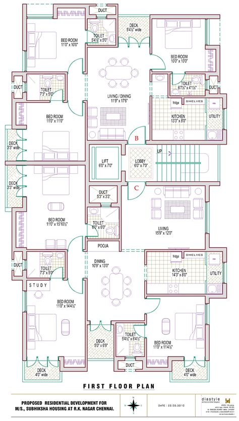 Double Bedroom House Plans In Chennai House Plans Building Plans Approval In Chennai