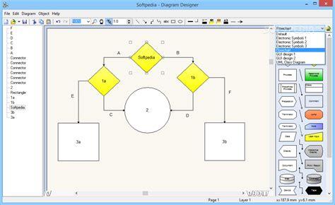 diagram designer diagram designer