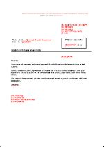 Lettre De Relance Visa Lettre De Relance Niveau 1 Type Partenariat En