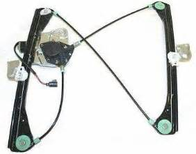 2002 Pontiac Grand Am Window Regulator 99 05 Pontiac Grand Am Front Window Regulator Lh Driver
