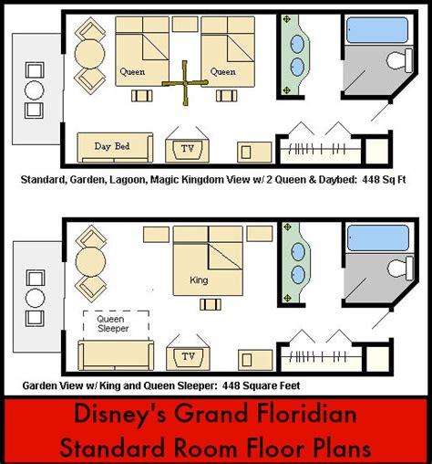 Disney Grand Floridian Villas Floor Plan - grand floridian room floor plan wikizie co