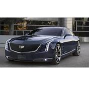 Cadillac The New 2019 2020 CT8 Front View