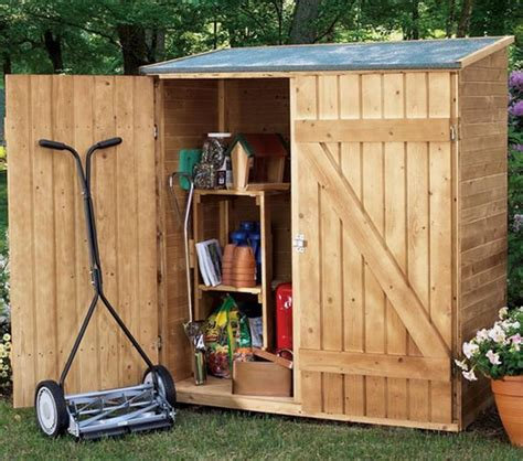 Narrow Garden Sheds by Triyae Narrow Backyard Shed Various Design Inspiration For Backyard