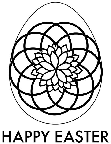 easter egg coloring pages for adults easter coloring pages free printable downloads
