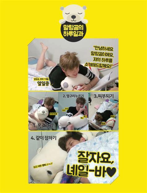 Exo Kpop Pillow Doll kpop plush