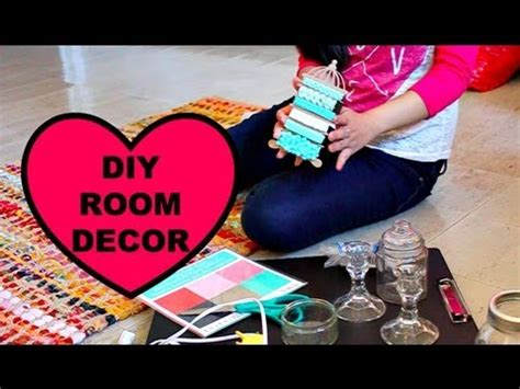 diy projects for your room easy diy room decorating ideas